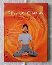 Atlas der Chakras Yoga Meditation