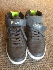 grau Halb- Freizeit Schuhe Gr