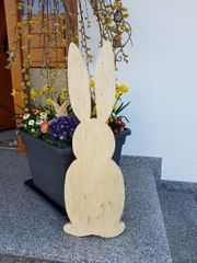 Oster- Hase aus Holz