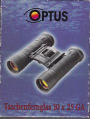 Taschenfernglas OPTUS - 10 x 25