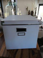 5 Stück Aufbewahrungsboxen von IKEA