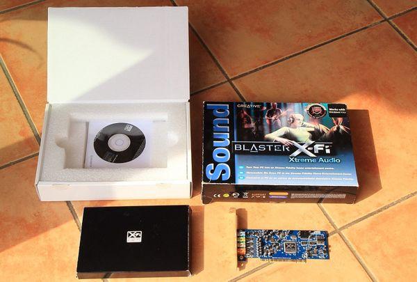 Sound Blaster X-Fi Xtreme Audio