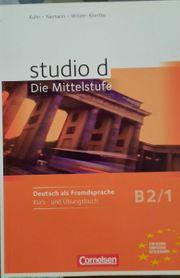 Deutschkurs Bücher Niveau B2 B1