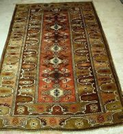 Orientteppich Türkei Melas Milas alt