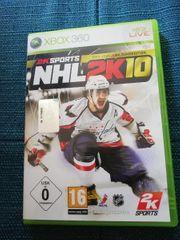 NHL2K10 Jubiläums Edition x Box