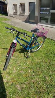 Damen Fahrrad 26zoll Fischer