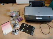 Drucker Epson Stylus Photo R265