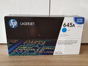 Hp Laserjet 645A Toner Cyan
