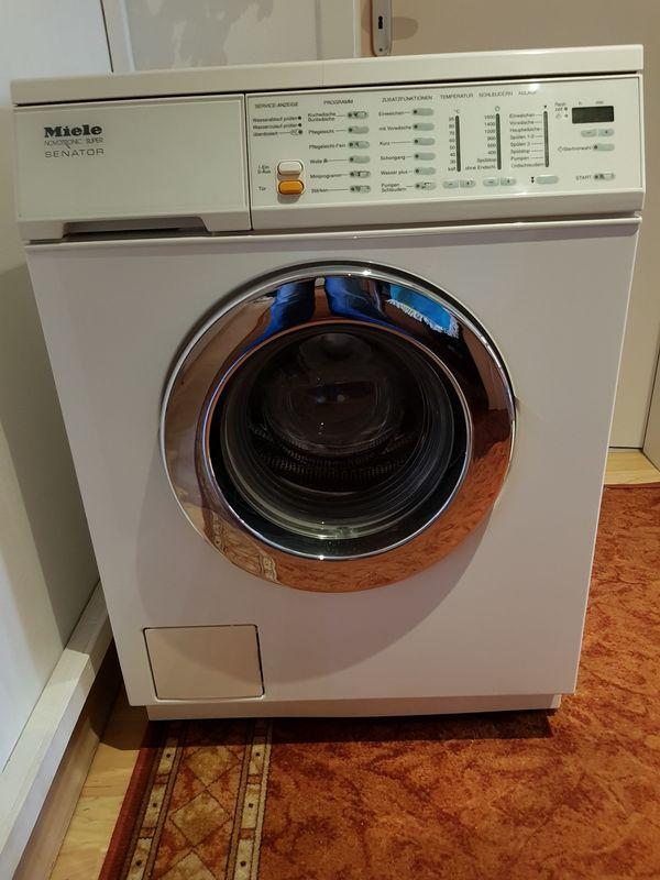 Waschmaschine Miele Novotronic W934 5kg Anlieferung möglich in ...