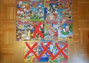 Micky Maus Magazine Zeitschriften Donald