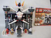 LEGO NINJAGO Set 2505 Garmadons