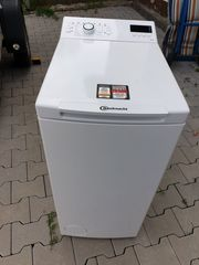 Waschmaschine Bauknecht Toplader 7 Kg