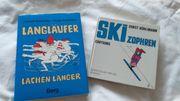 lustige Bücher über Langlauf und