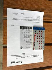 Verkaufe Programmierkarte FG-18 A FG
