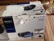 Sony Camcorder Videokamera