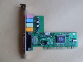 e3DX CMI8738/PCI-SX HRTF Audio Soundkarte PCI Karte Computer PC Card