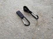 Haken für Wickeltasche
