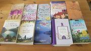 10 Taschenbücher Sehr schöne Romane