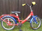 Fahrrad 16 Hersteller Puky ALU