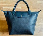 Longchamp Leder Tasche Le Pliage