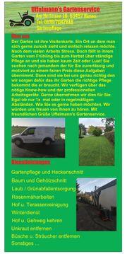 Uffelmann s Gartenservice