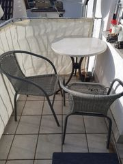 Garten- Balkonmöbel
