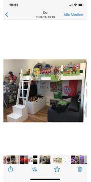 Kinderbett Paidi Biancomo