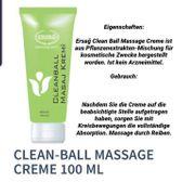 Ersag Schmerz Massagecreme Naturprodukte ohne