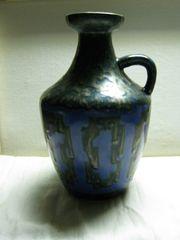 DDR Keramikkrug Vase von Strehla
