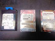 Festplatten aus NoteBooks bzw tragbare
