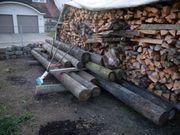 Holzmasten 5-6 m