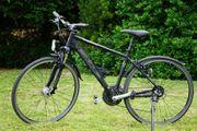 Alu-Trekking-Bike - sehr gut erhalten wie