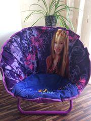 Kinder Mädchen Sessel