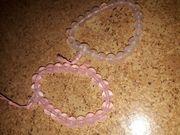 Perlenketten pink