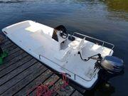Rettungsboot Mazury 3 Kieler Baujahr