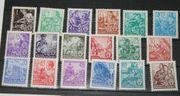 Briefmarken DDR 5 Jahr Plan