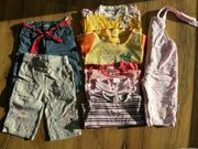 Set 10-teilig Hose T-Shirt Langarm