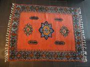 antiker Teppich aus Marokko