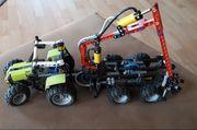 Verschiedene Legobausätze