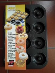 Donut Backform 12er HP Zenker