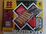 X-Games Fingerboard Stair Grind Ramp