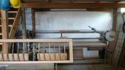Schleifmaschine Bandschleifmaschine mit Schleifschuh