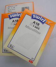 Microfilter für Staubsauger Swirl MF