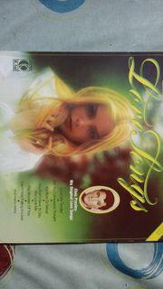 Elvis Liebeslieder Schallplate