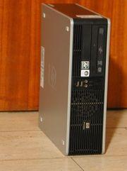 PC HP Arbeitsplatzrechner - Minigehäuse