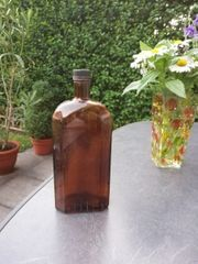 ALTE Flasche Deko GRATIS