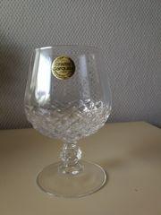6 Stück mittelgroße Cognac-Schwenker