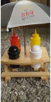 Puppenküche Picknick