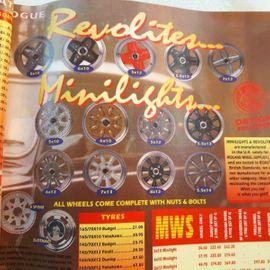 Bild 4 - Austin Mini Fachzeitschrift - Worms Innenstadt