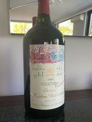 Château Mouton Rothschild 1989 3L